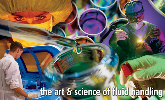 the art & science of fluid handling
